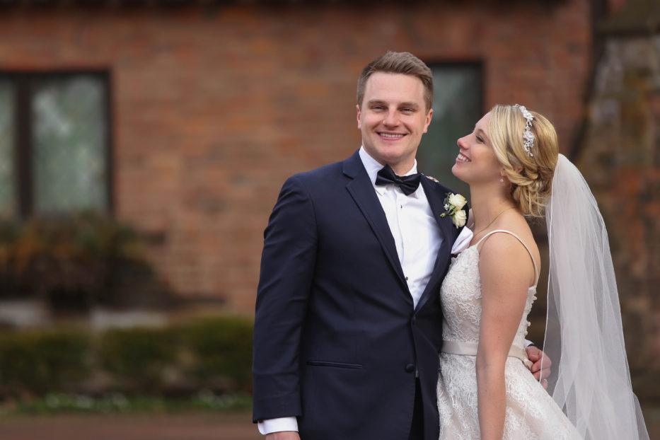 LINSAY AND BRIAN WEDDING