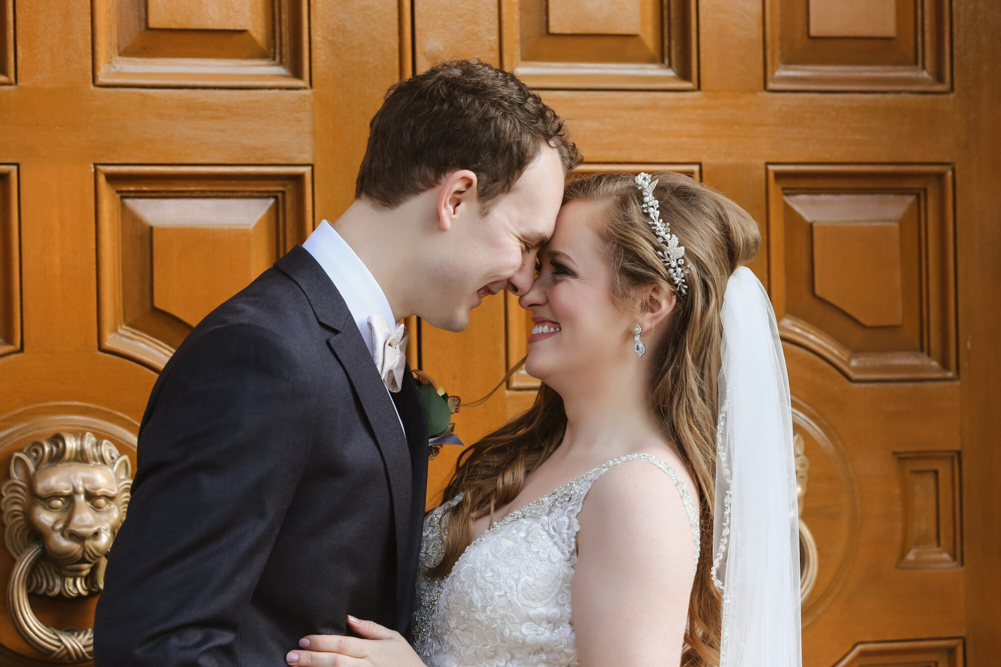 TARA AND NICK'S WEDDING